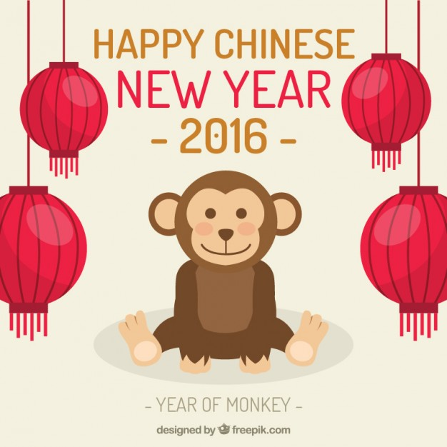 Chinese new year clipart 2016 Transparent pictures on F.