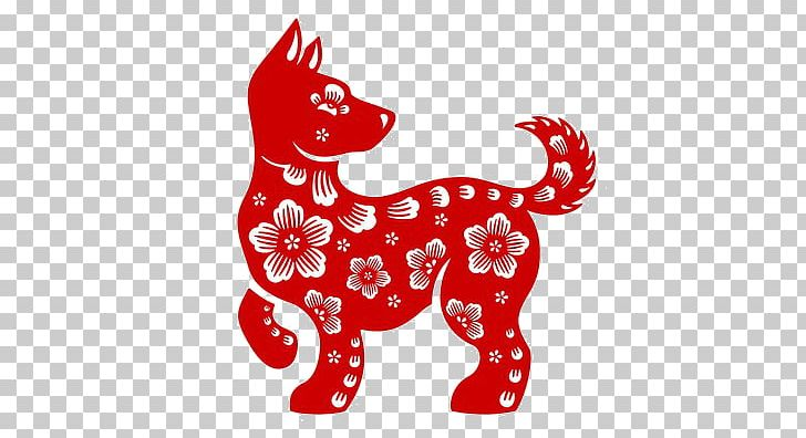 Chinese New Year Year Of The Dog 2018 PNG, Clipart, Chinese.