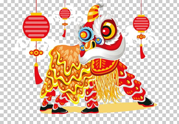 Lion Dance Chinese New Year Dragon Dance Dog PNG, Clipart, Animal.