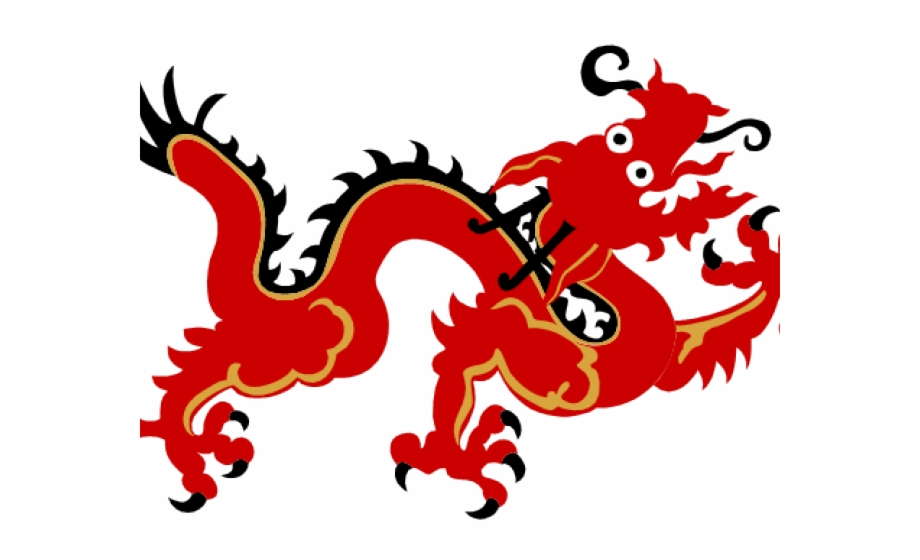 Chinese New Year Dragon Transparent Free PNG Images & Clipart.