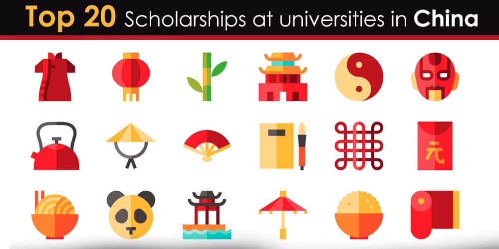 322+ China Scholarships for International Students [2018.