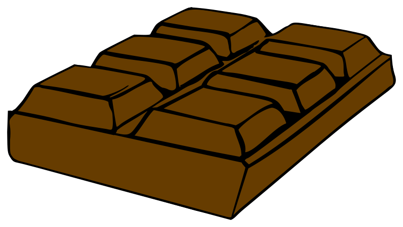 Free Clipart: Chocolate.