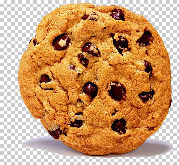 Chocolate chip cookie Biscuits , oatmeal PNG clipart.