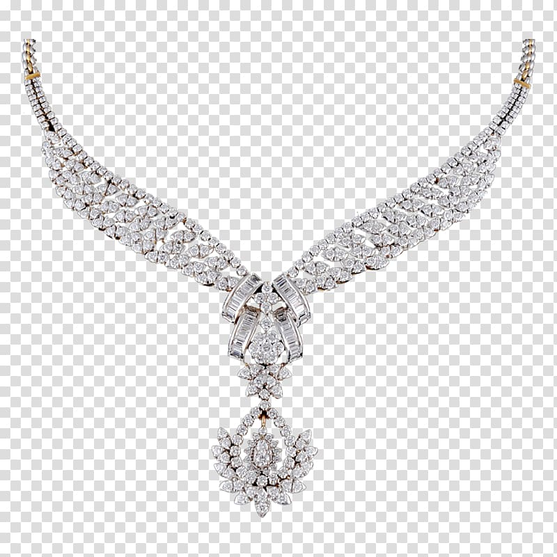 Diamond Necklace Earring Charms & Pendants Jewellery.