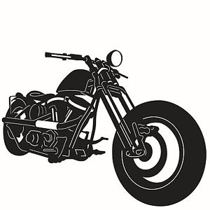 Chopper Clipart motor 17.
