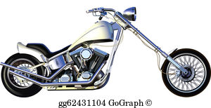 Chopper Clip Art.