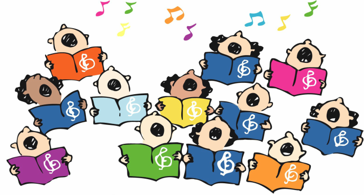 155 Chorus free clipart.