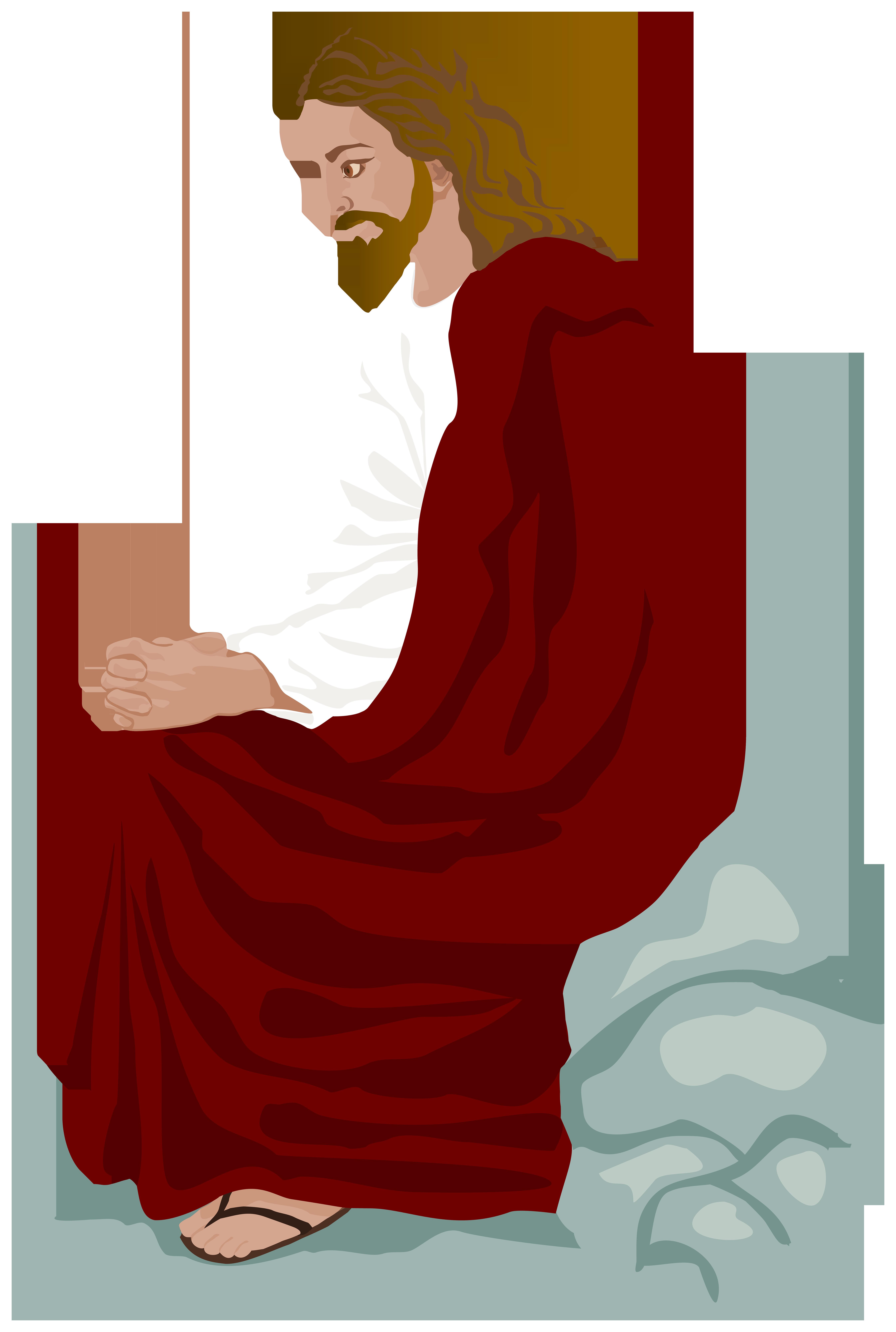 Jesus Christ PNG Clipart.