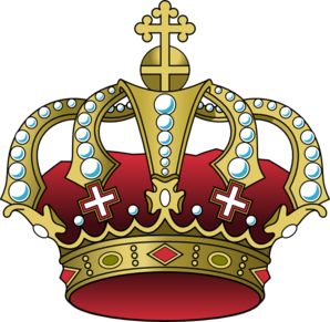 Christ The King Crown Clip Art at Clker.