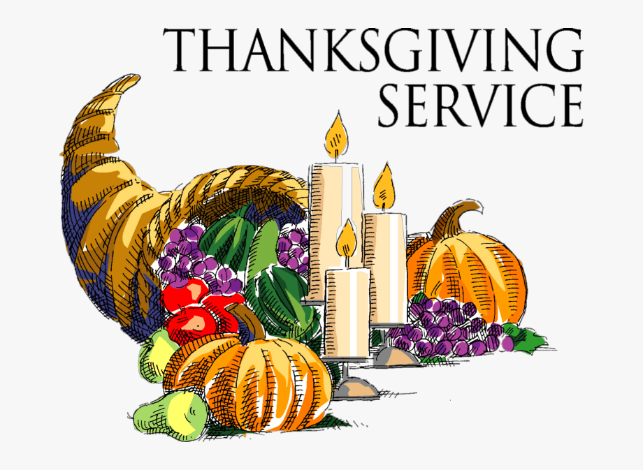 Christian Thanksgiving Clipart.