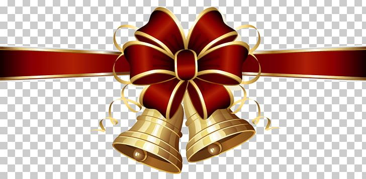 Christmas Jingle Bell PNG, Clipart, Art Christmas, Bell, Bow.