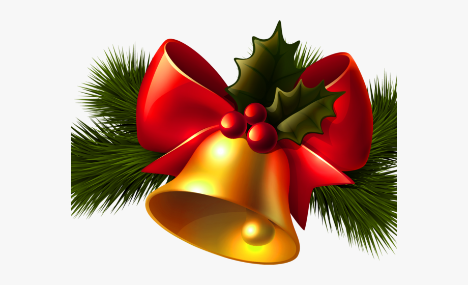 Picture Of Christmas Bells.