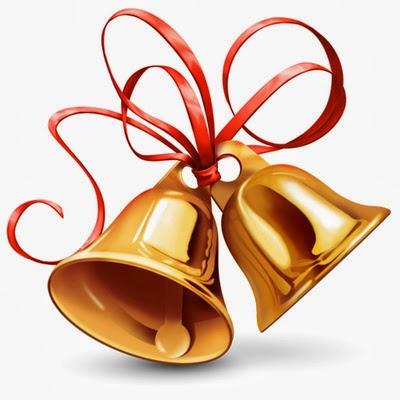 Free Christmas Bells Clip Art, Download Free Clip Art, Free Clip Art.