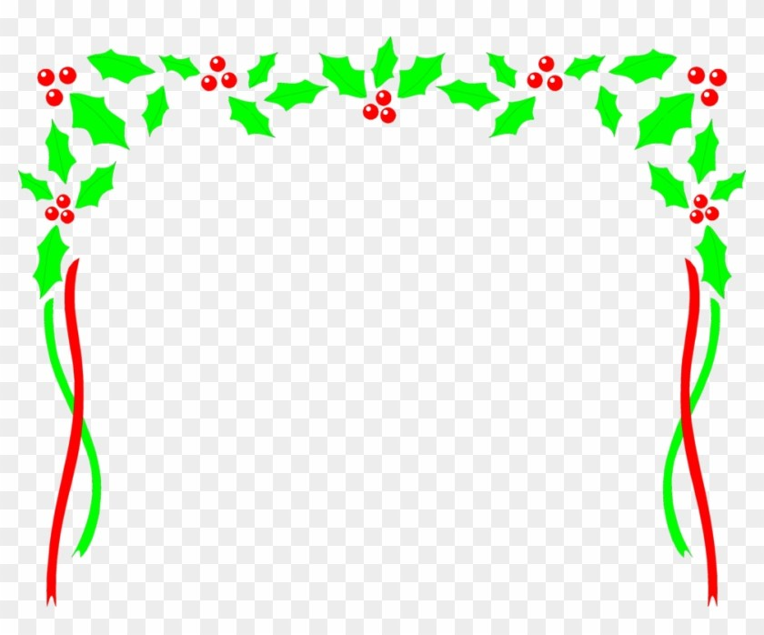 Clipart christmas borders and frames 1 » Clipart Portal.