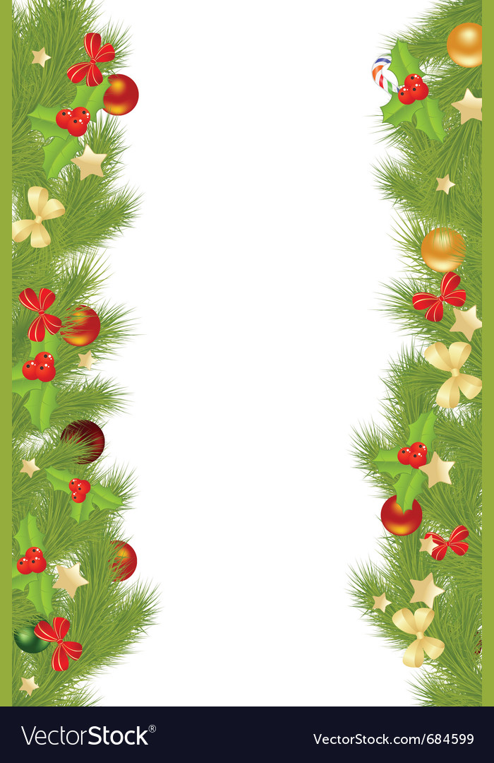christmas cards borders.