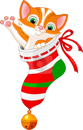 Christmas Cat Clipart & Christmas Cat Clip Art Images.