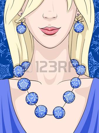 3,509 Christmas Jewelry Stock Vector Illustration And Royalty Free.