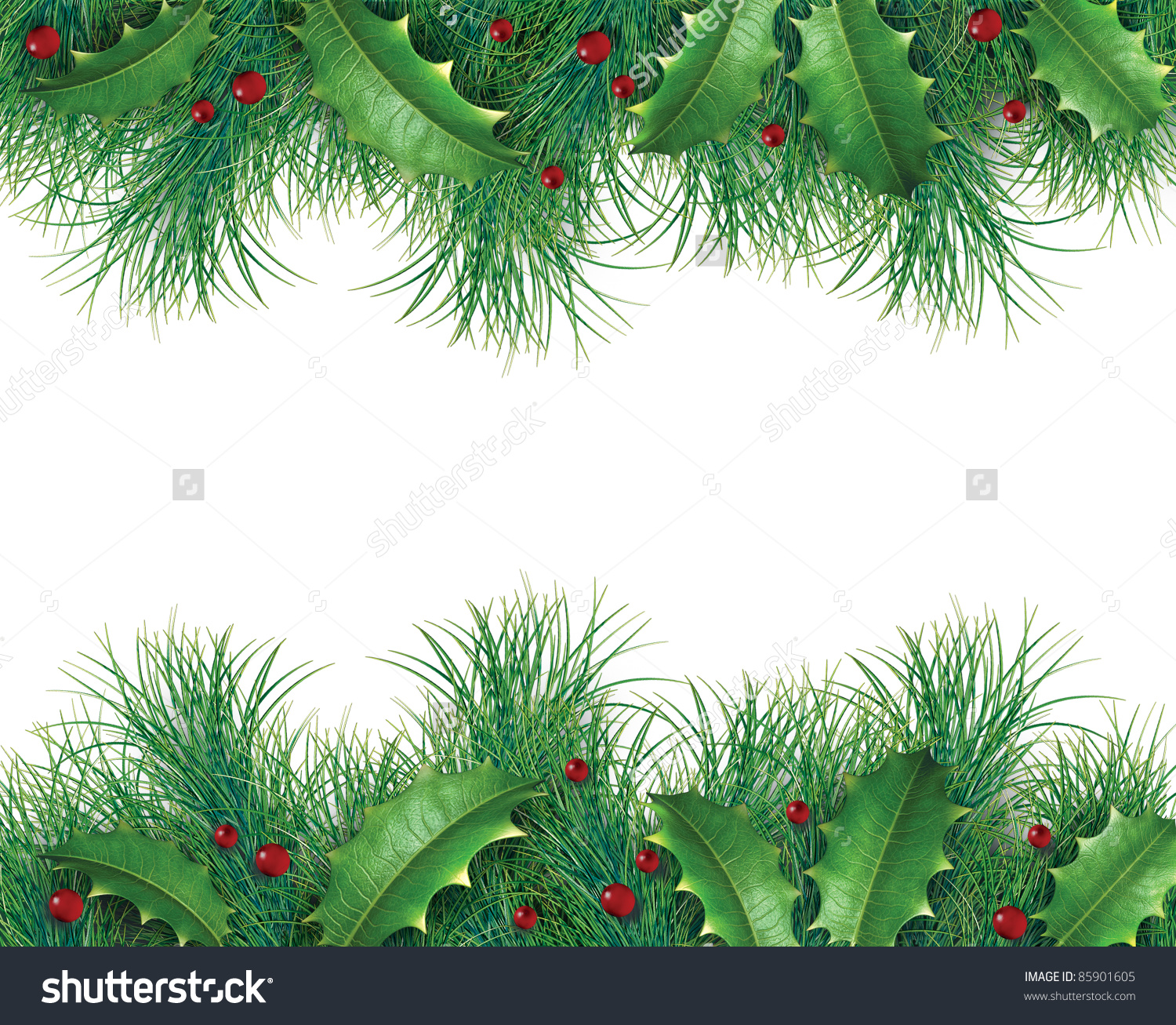 Evergreen border clipart PNG and cliparts for Free Download.