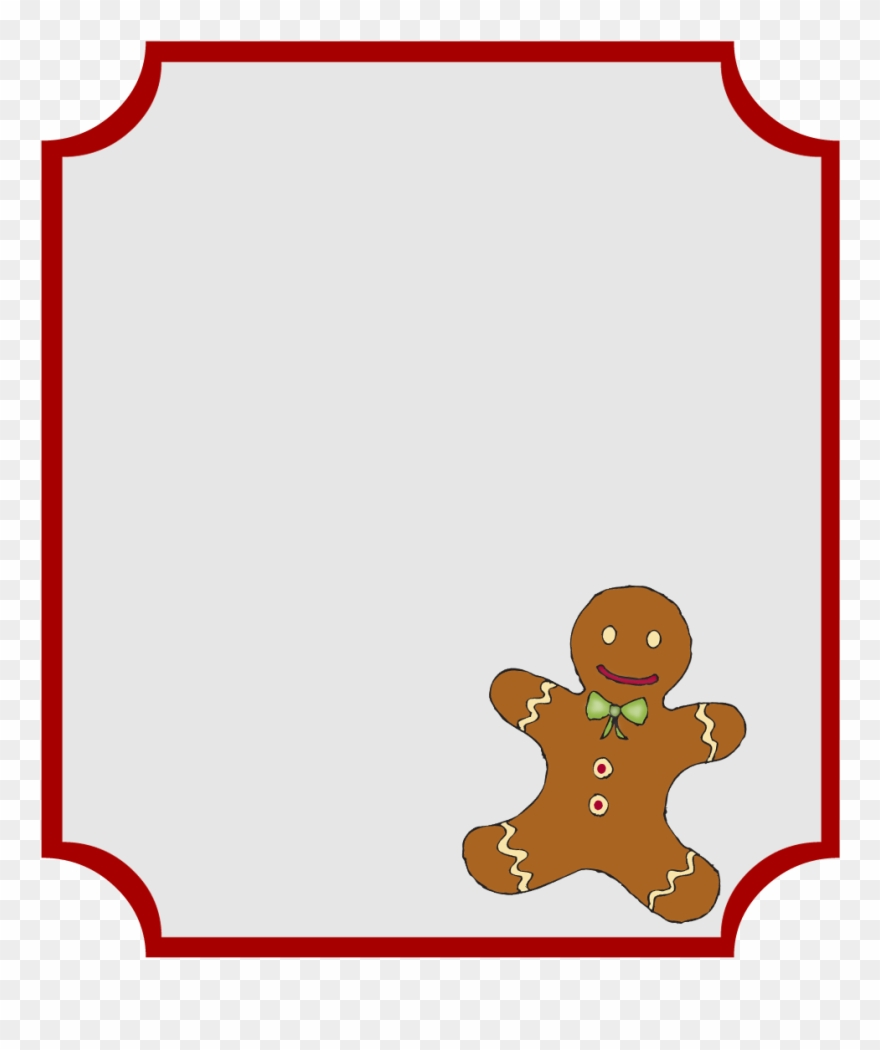 Svg Christmas Gift Tag Clipart.