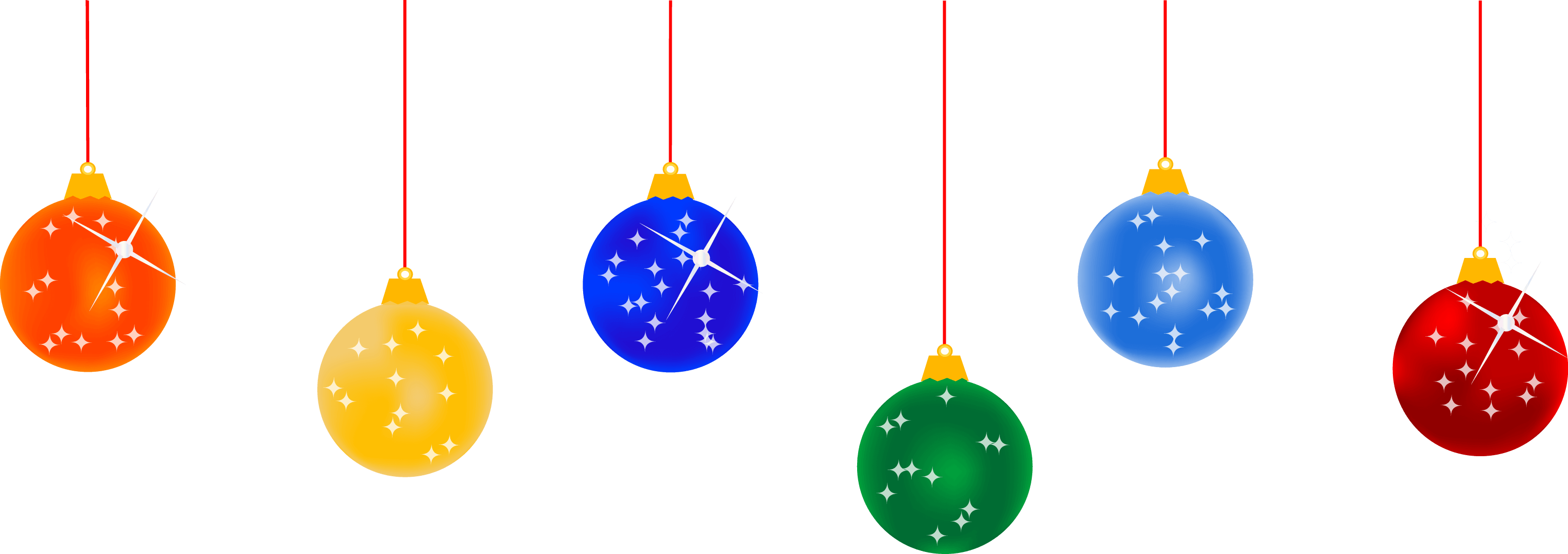 Christmas Lights Png Picture.