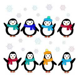 Watch more like Christmas Penguin Border.