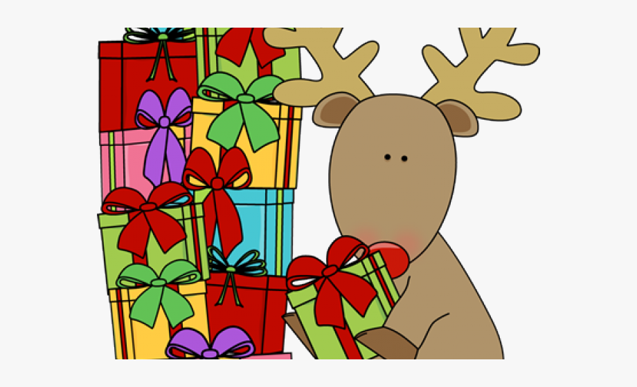Christmas Presents Clip Art Group (+), HD Clipart.