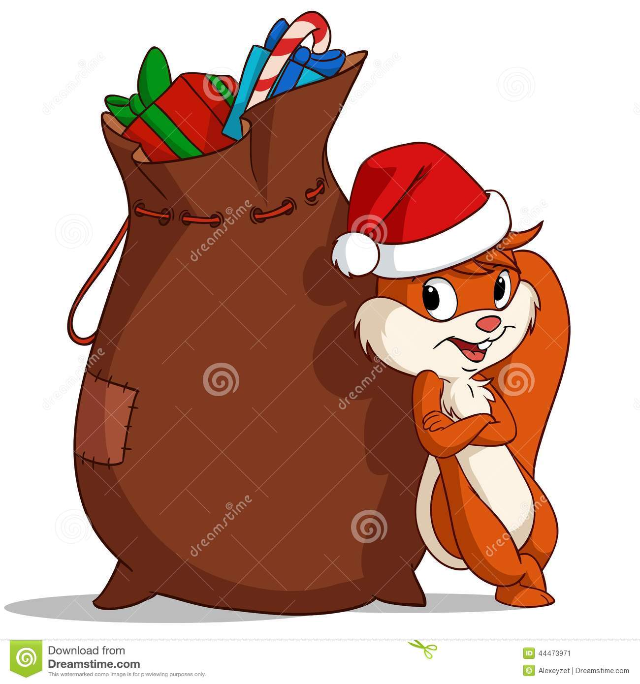 Showing post & media for Christmas squirrel cartoon.