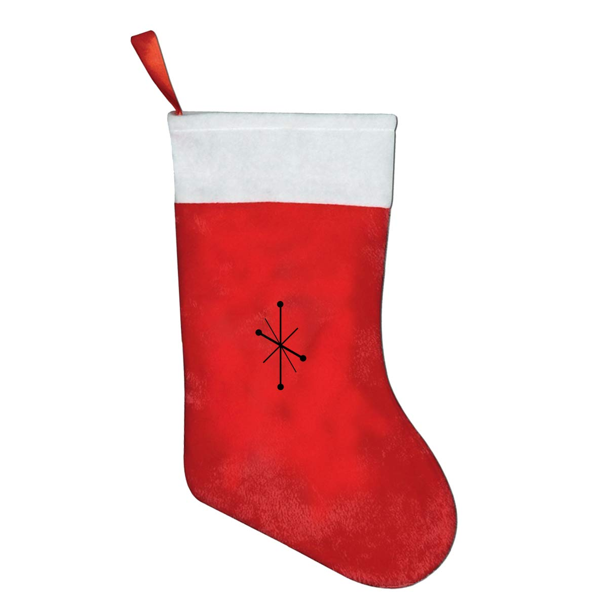 Amazon.com: WOWUSUO Star Clipart Christmas Stockings Add.