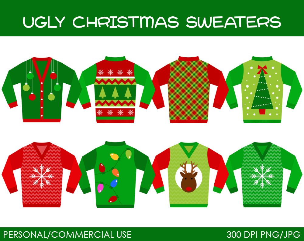 Ugly Sweater Clip Art Png ,HD PNG . (+) Pictures.