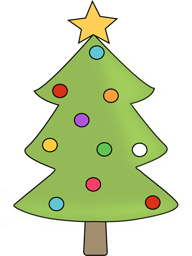 Christmas Tree Star Clip Art.
