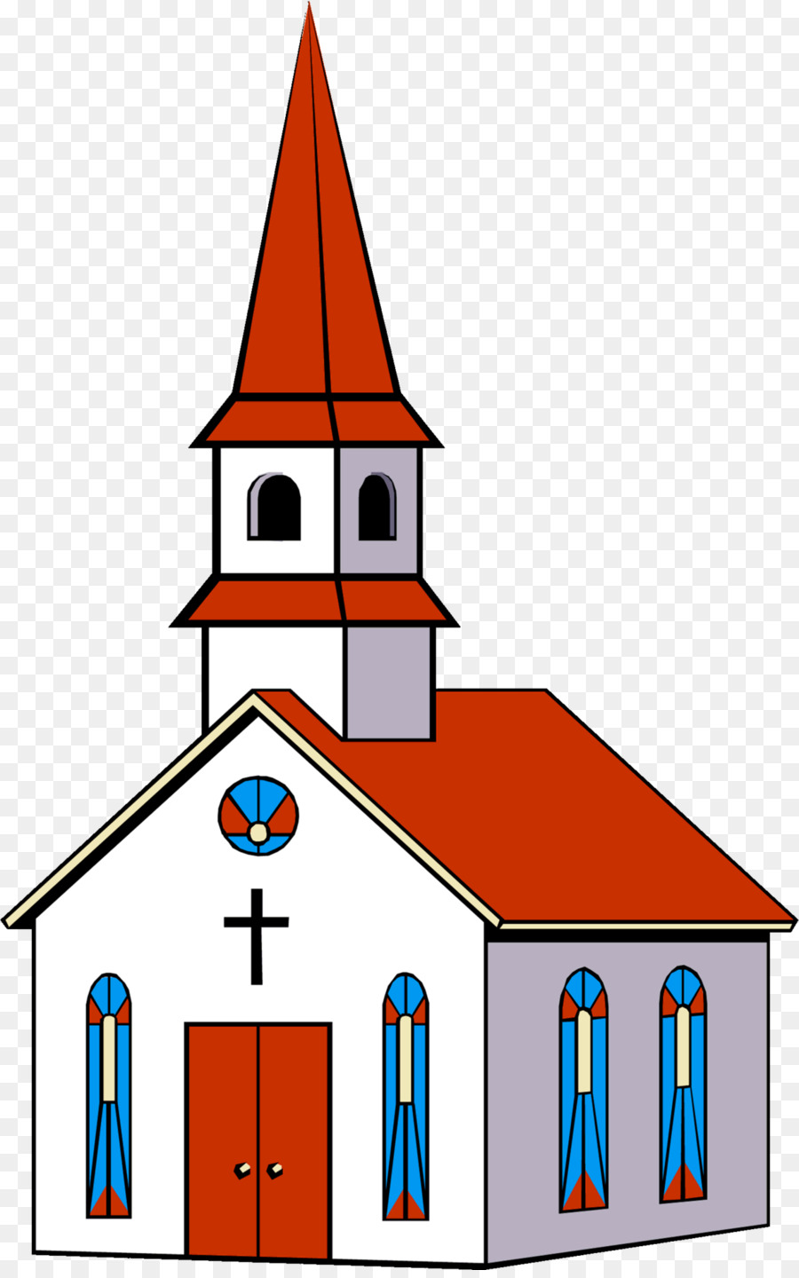 Church Cartoon clipart.