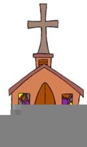 Clipart Churches Building.