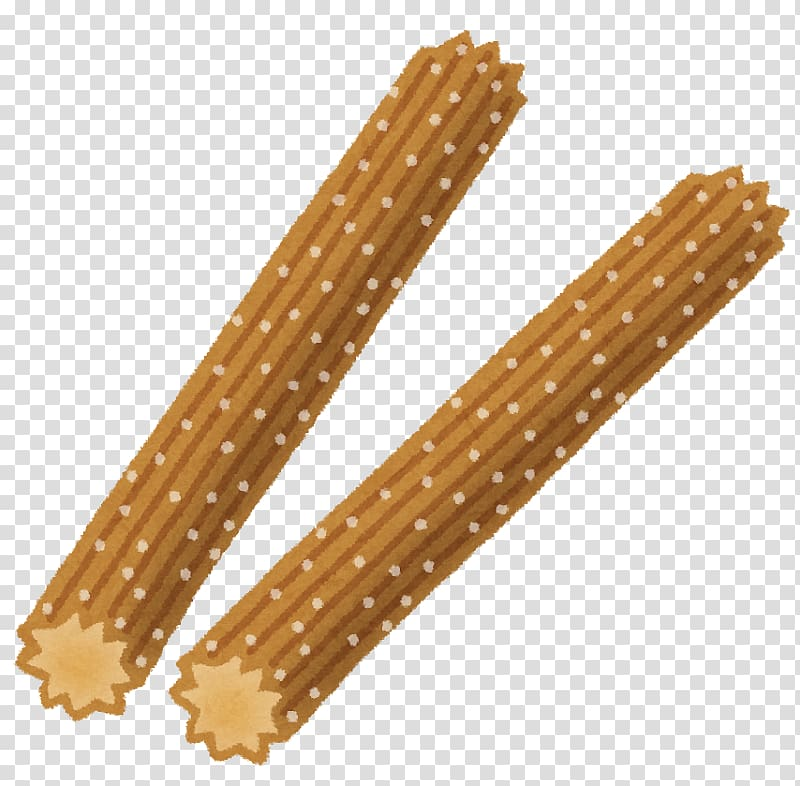 Churro Taco いらすとや Food, churros transparent background.