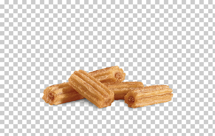 Small Churros, pile of five tubular pastries PNG clipart.