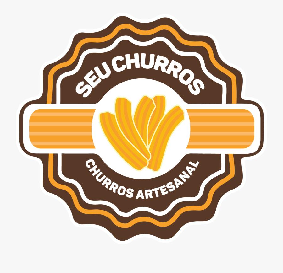 Clip Art Churros Logo.