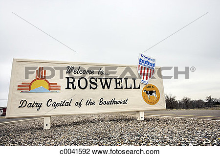 Clipart Roswell Nm.