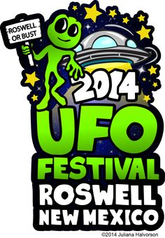 The International UFO Museum and Research Center in Roswell, New.