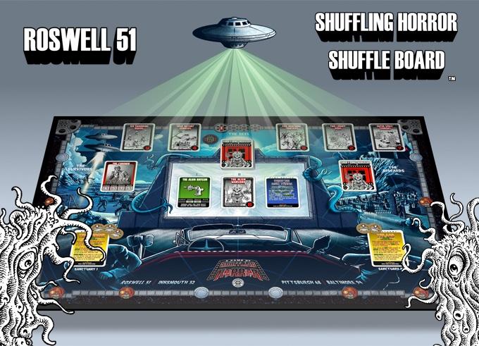 Roswell 51: Retro Sci.