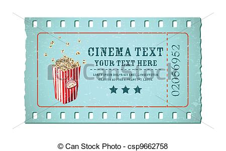 Movie ticket Illustrations and Clipart. 6,223 Movie ticket royalty.