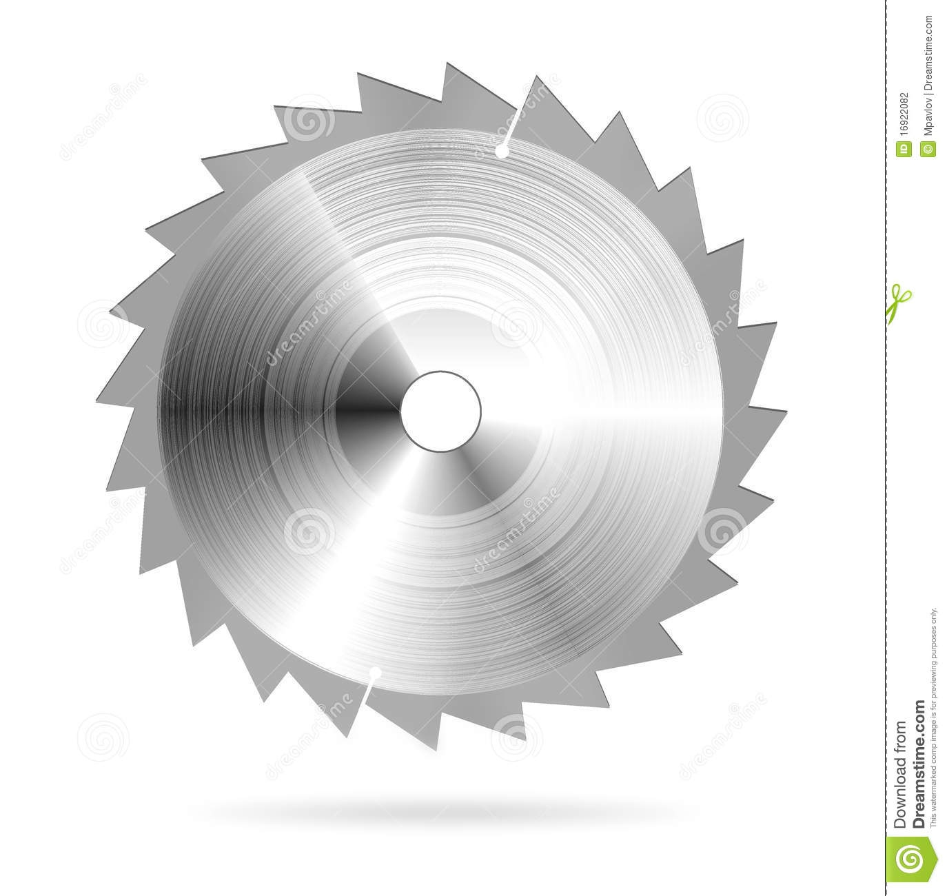 Circular Saw Blade Clipart#2040207.