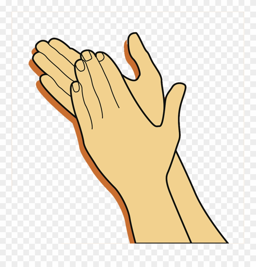 Clip Freeuse Library Gesture Clip Art Clap.
