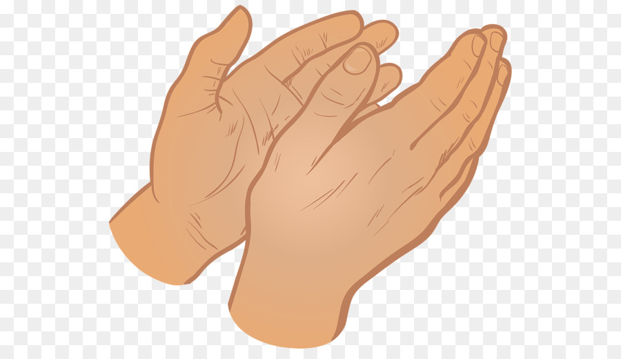 Clapping Safety Glove png download.