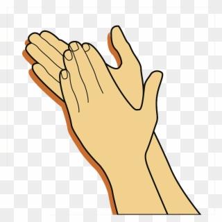 Free PNG Clap Clip Art Download.