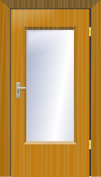Classroom Door Clipart.