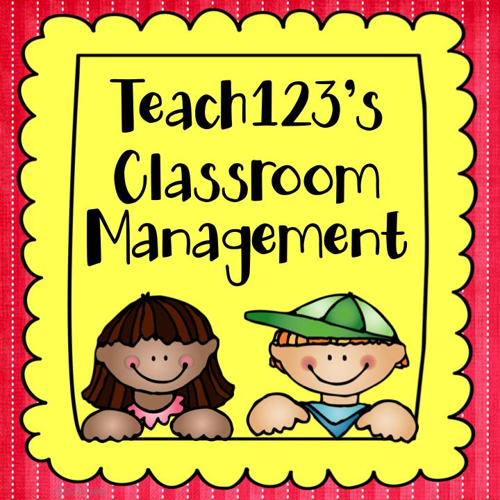 Frog Classroom Management Clipart.