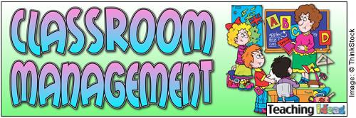 Clip Art Classroom Management App.