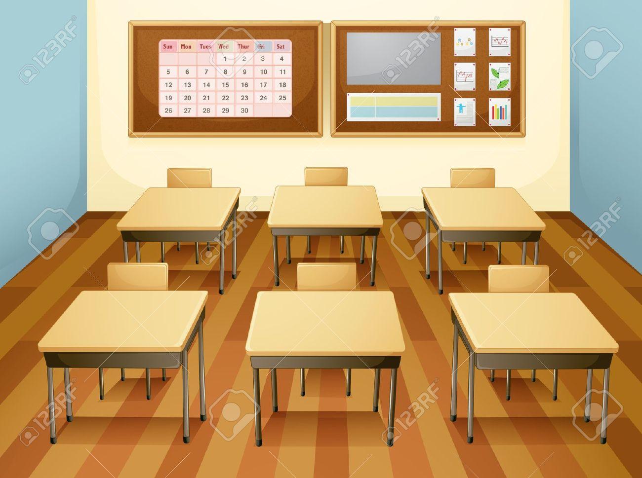 Showing post & media for Cartoon classroom desks.