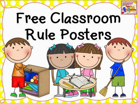 Clean Up Classroom Clipart.