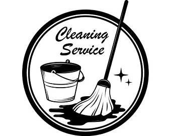 Cleaning services clipart black and white 3 » Clipart Portal.