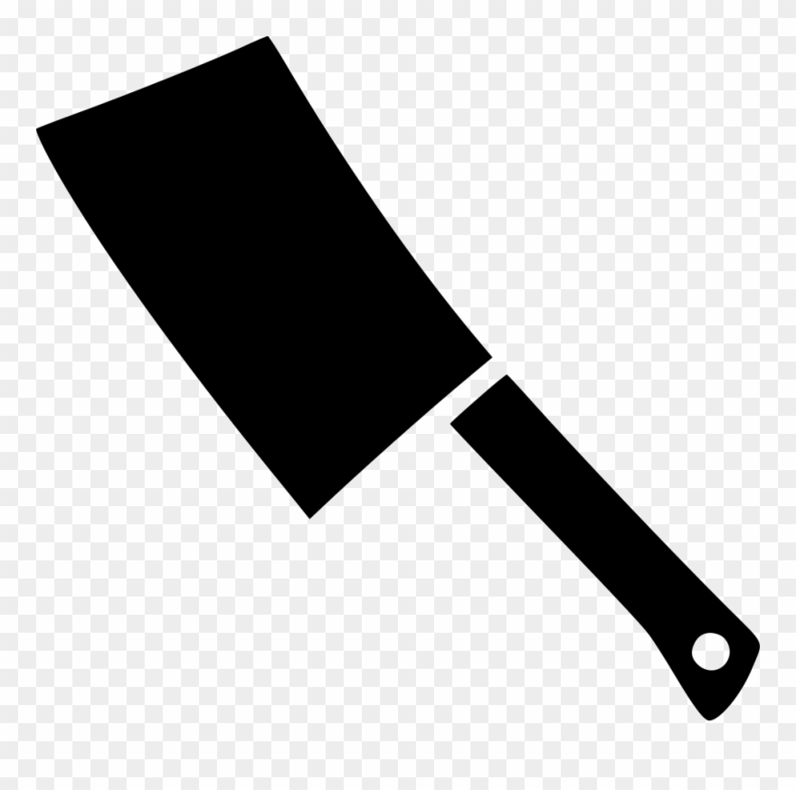 Cleaver Png Clipart (#3937032).